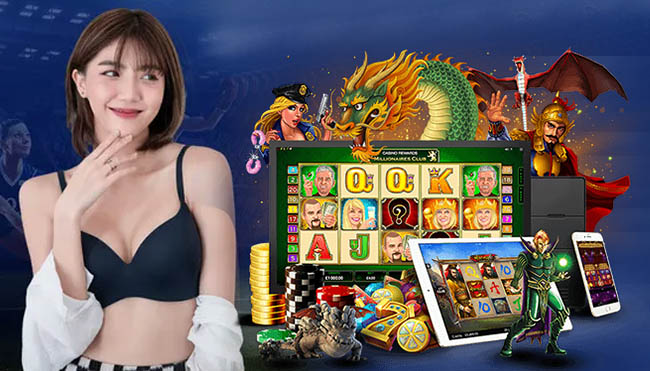 The Most Popular Types of Machines in Online Slot Gambling